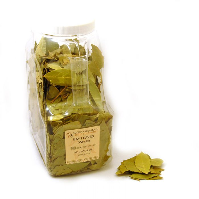 Bay Leaves Large Bottle