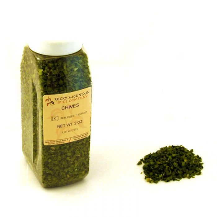 Chives 2 oz Small Bottle