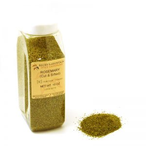 DRIED ROSEMARY (CUT & SIFTED)