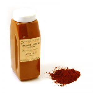 PAPRIKA, SMOKED HOT SPANISH