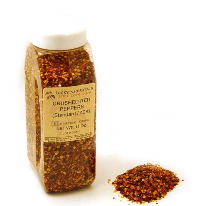 Crushed Red Peppers 40K