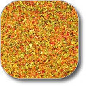 bell pepper granules