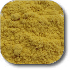hot chinese mustard flour
