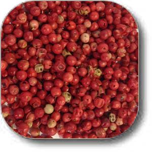 pink peppercorns