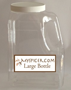 MySpicer.com large bottle