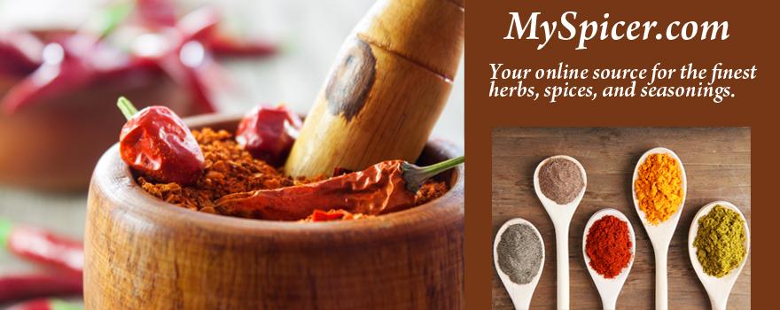 chili powder from MySpicer