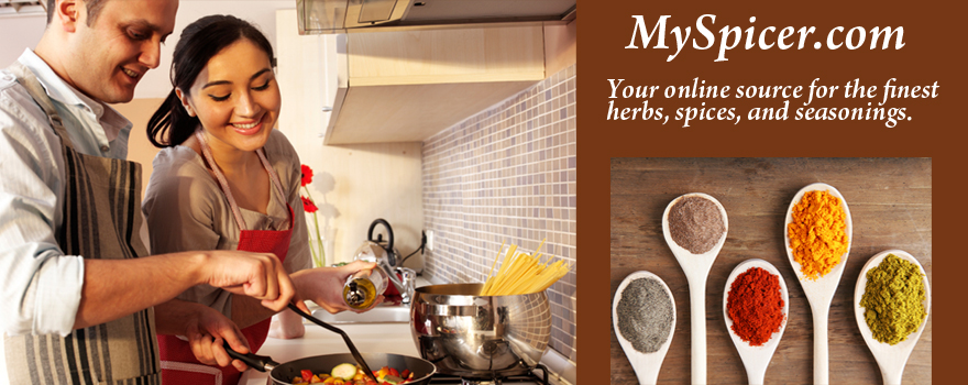 cooking with spices from MySpicer