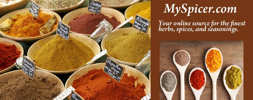 herbs from MySpicer