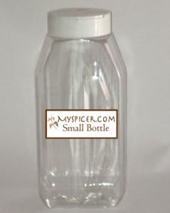 small bottle