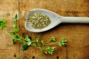 history of oregano
