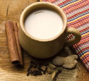 spiced chai tea