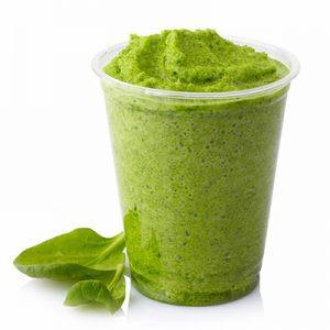 use spinach powder