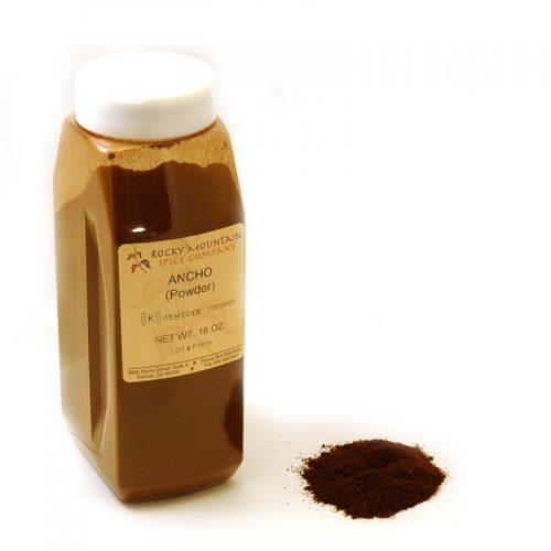 Ancho Powder