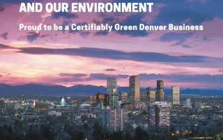 Certifiably Green Denver