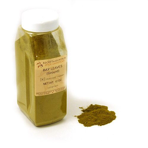 Bay Leaves 12 Oz Bottle