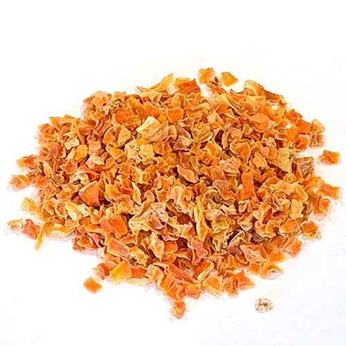 Dehydrated Carrot Diced