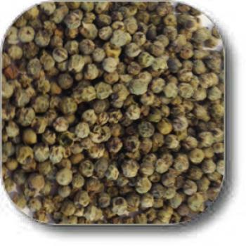 green peppercorns