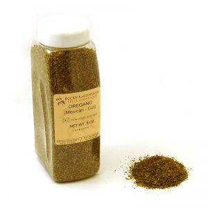 Oregano Mexican Cut 8 oz Bottle