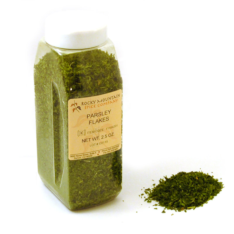 Parsley Flakes 2.5 oz